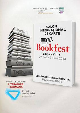 Bookfest 2013 – editura ALL ne asteapta la Romexpo