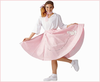 1950s Poodle Skirt To Buy Online,also 1950s Poodle Skirt,Womens Costumes...